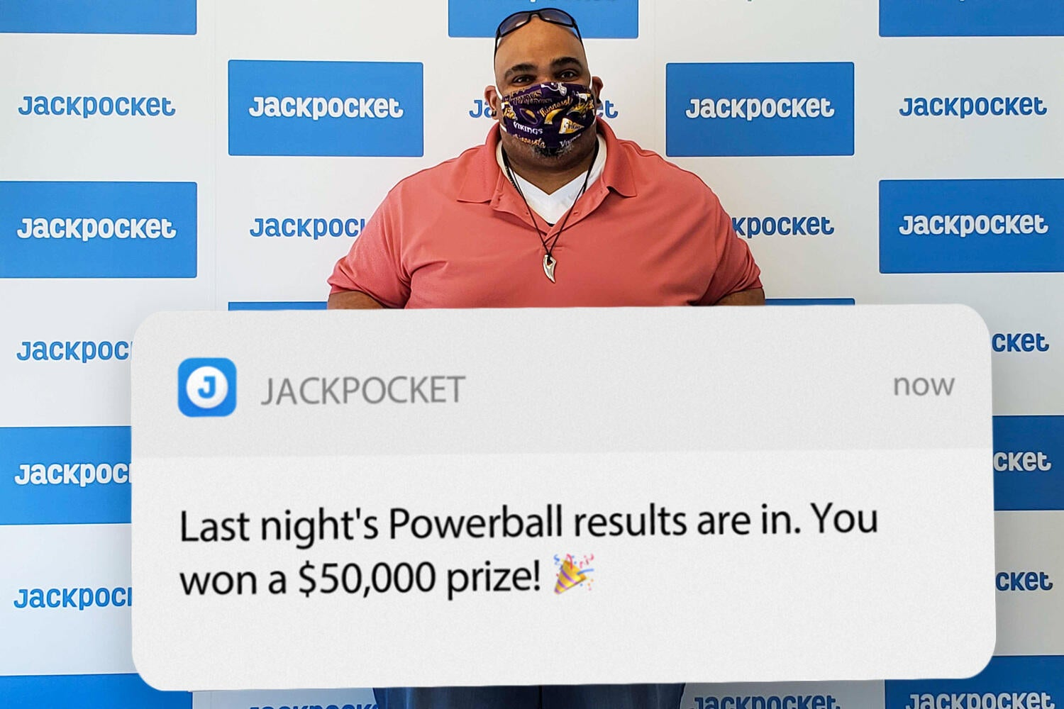 Longtime Lottery Player Switches Up His Routine Wins 50 000 On Powerball Blog