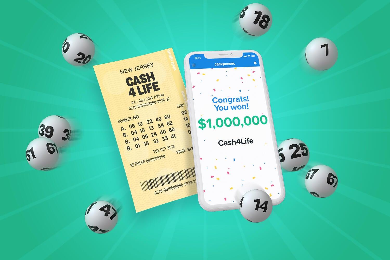 Cash4Life winner