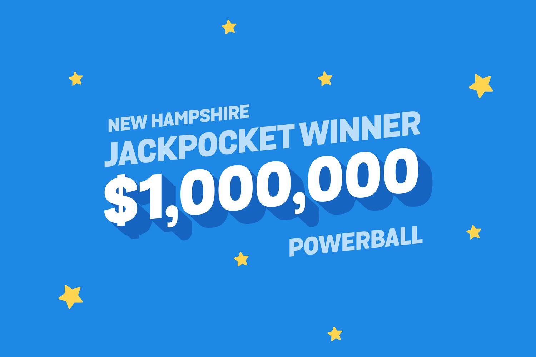 New hampshire powerball $1 million winner