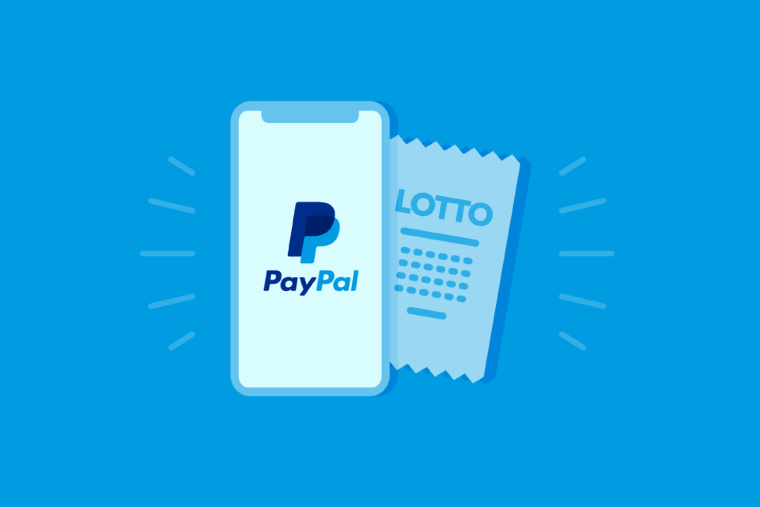 Jackpocket accepts paypal