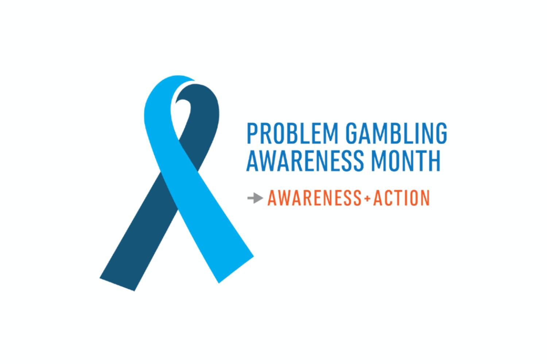 problem gambling awareness month