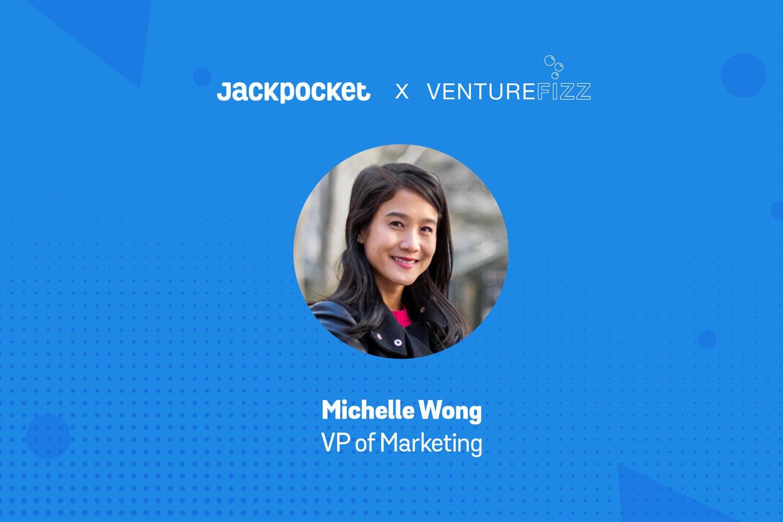 Michelle Wong VP of Marketing at Jackpocket