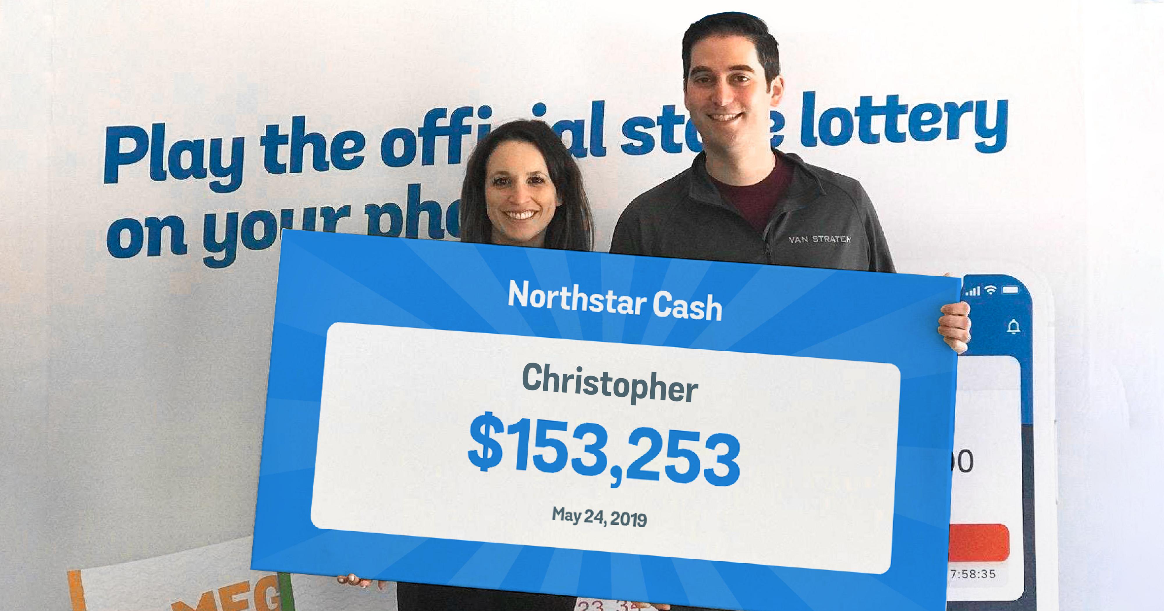 couple wins Northstar Cash jackpot