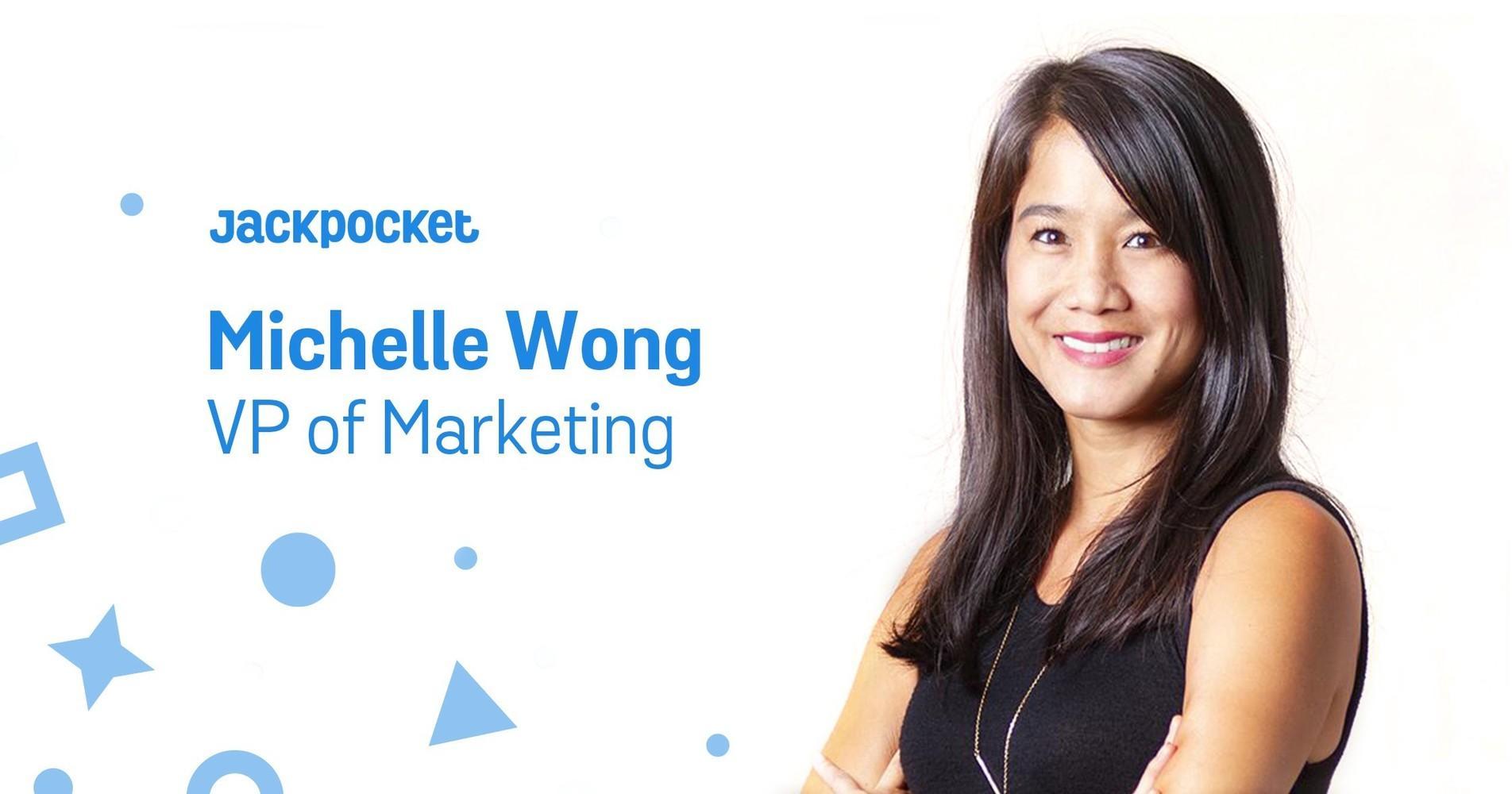 Michelle Wong headshot