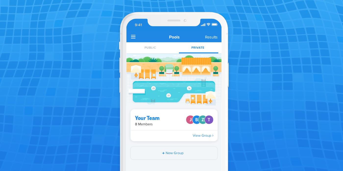 lottery pool app