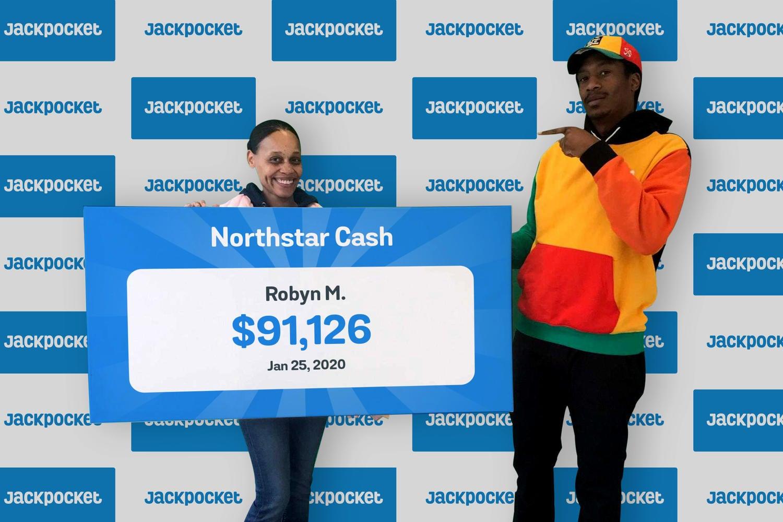 Northstar Cash jackpot winner