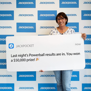 jackpocket powerball winner
