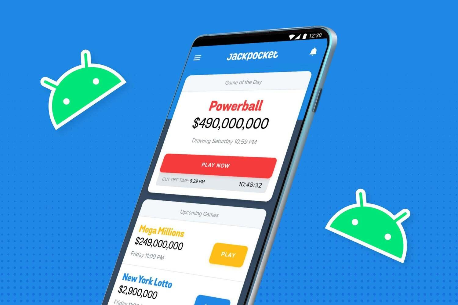 jackpocket lottery app for android