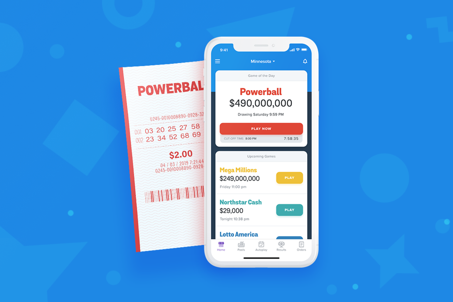 how powerball works