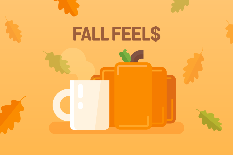 fall playlist on Spotify