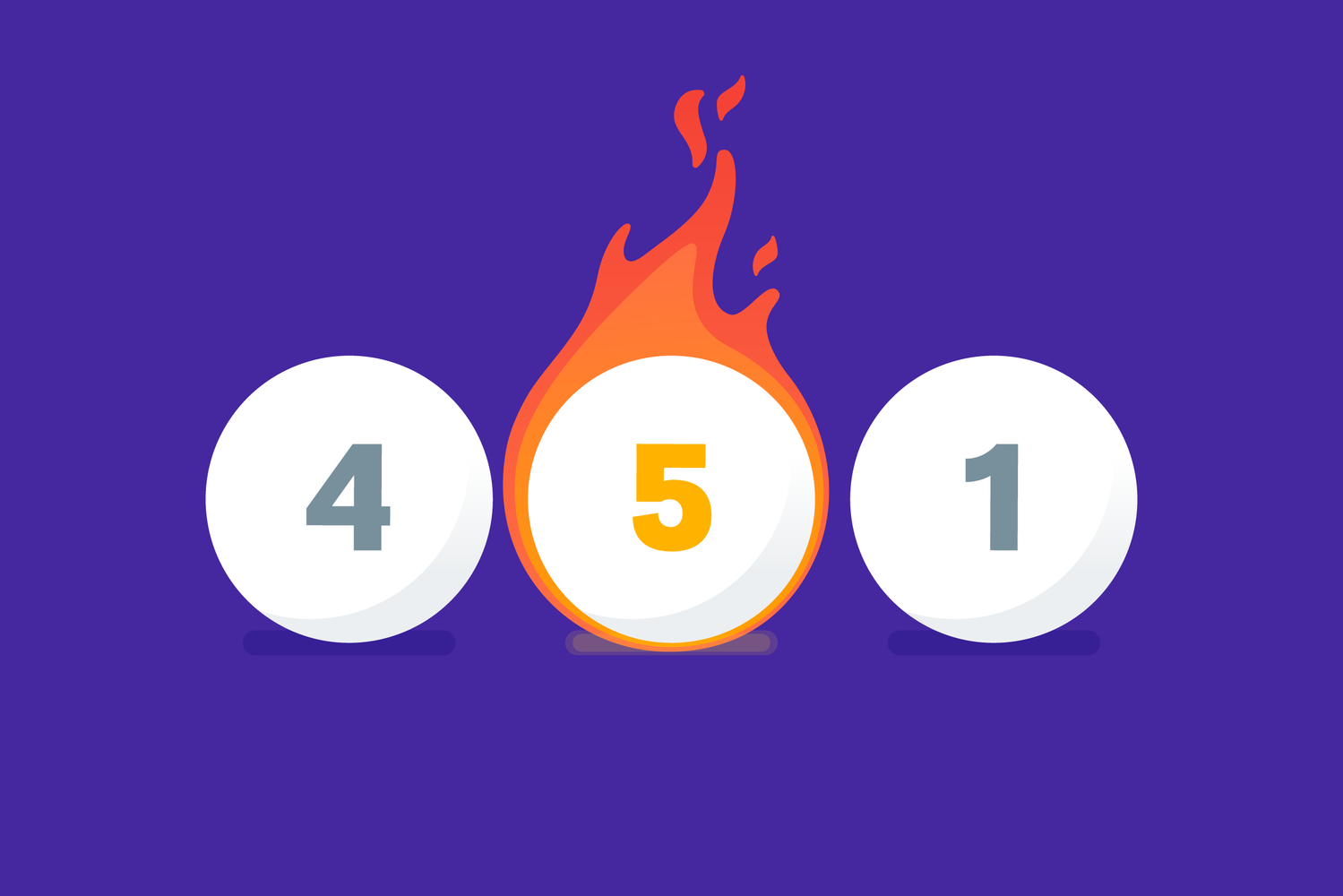 Pick 3 with Fireball and Daily 4 with Fireball are on Jackpocket