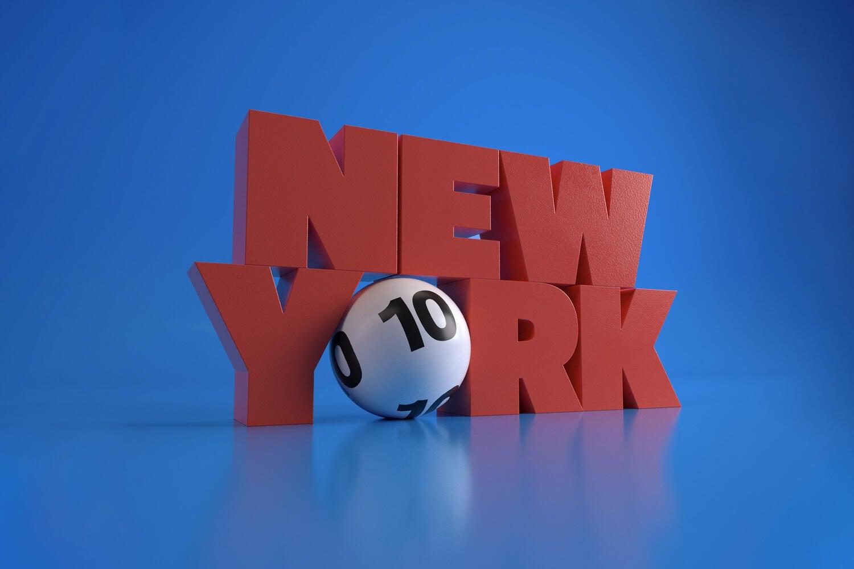 New York lottery on Jackpocket