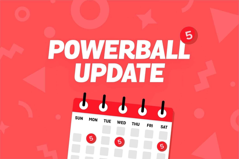 Powerball three times a week